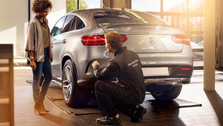 Техническое обслуживание Мерседес по регламенту профессиональный уход за автомобилем