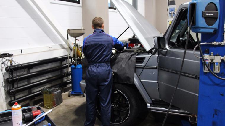 Ремонт Гелентвагенов экспресс ремонт вашего автомобиля